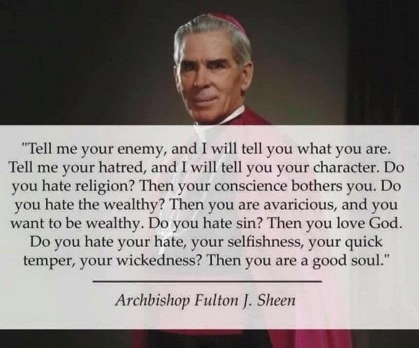 bishop-sheen-tell-me-your-enemy