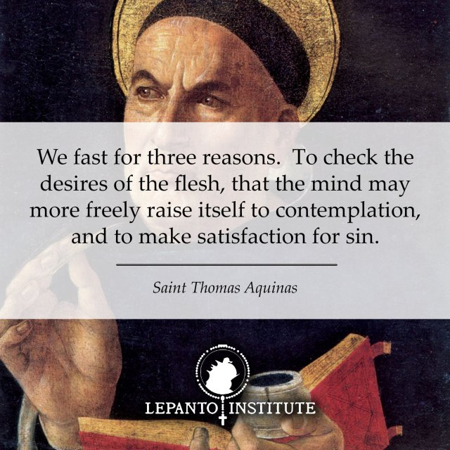 3 reasons to fast