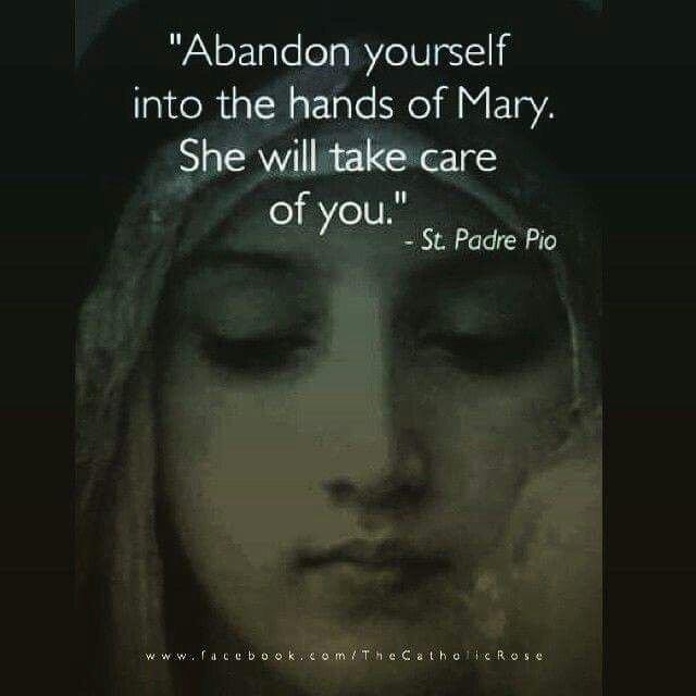abandon yourself