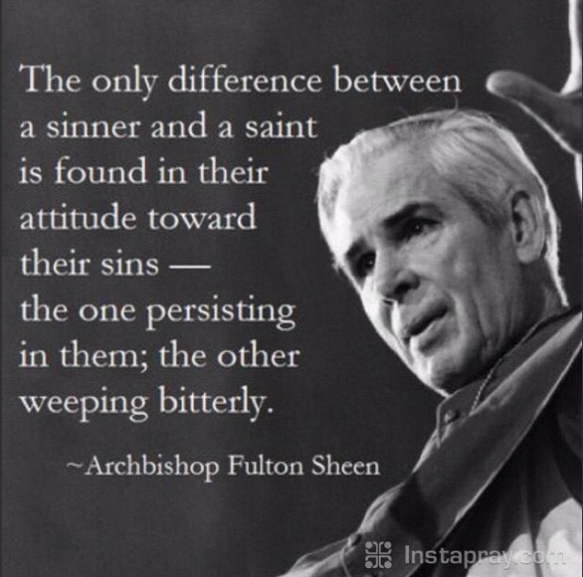 difference between sinner and saint