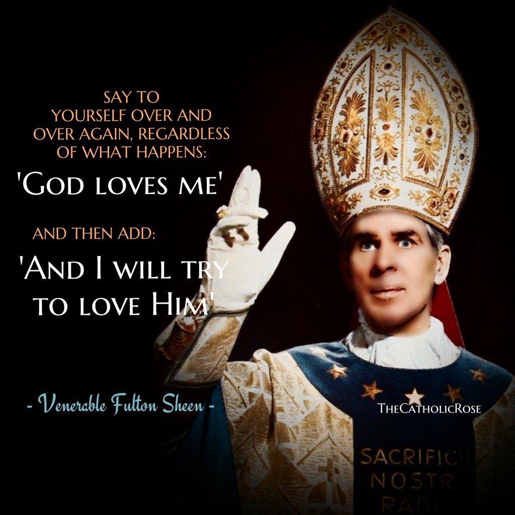 Sheen - God Loves Me