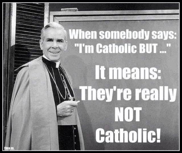 Sheen - I'm Catholic But