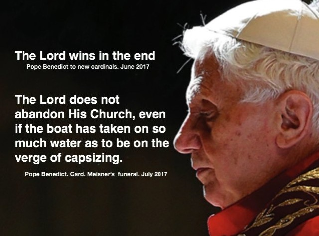 The Lord wins in the end