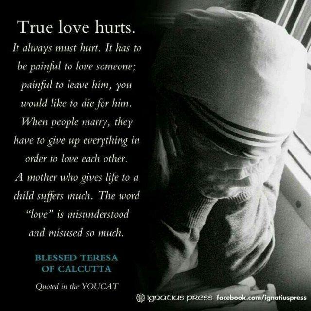 True Love Hurts