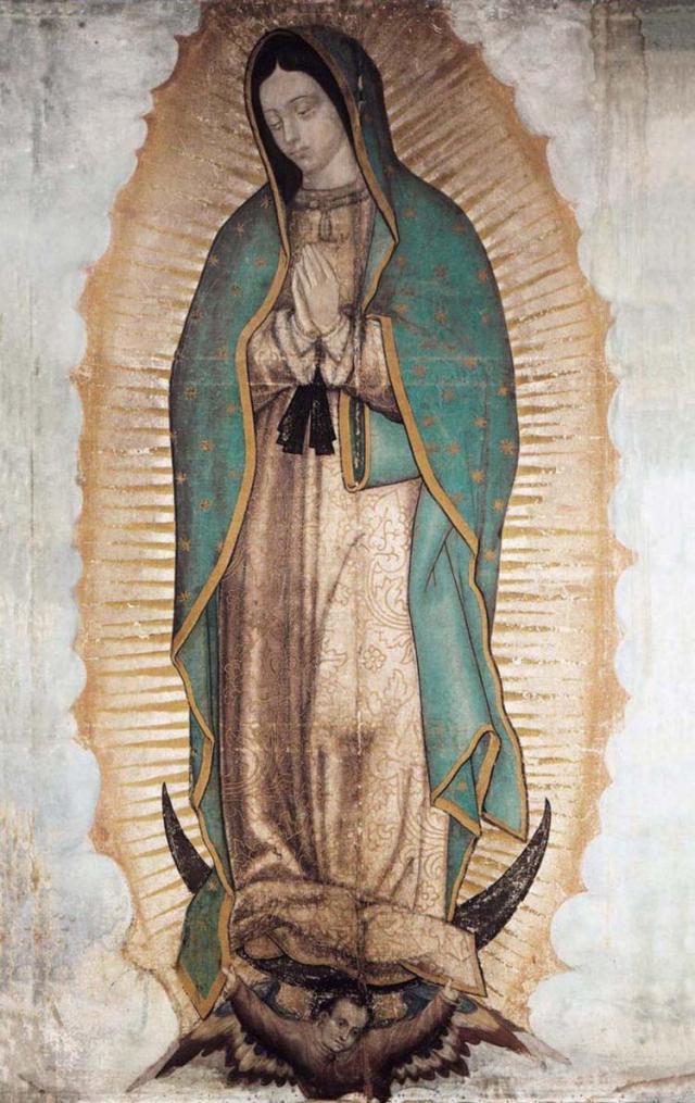 Cath Art 67 Guadalupe