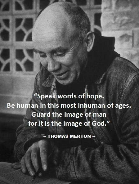 Merton - Image of God
