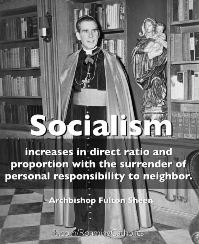 Sheen - socialism