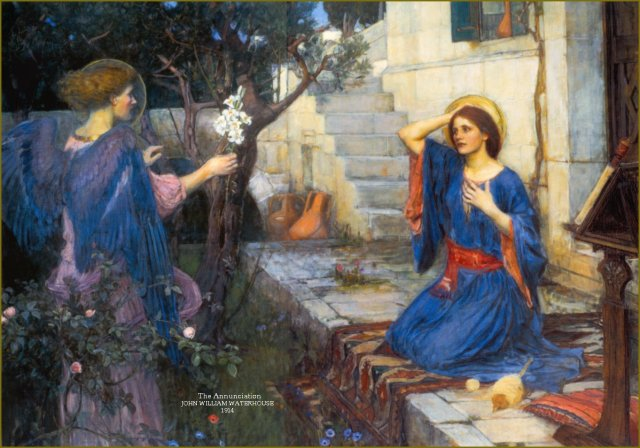 Cath Art 252 Annunciation Waterhouse 1914.jpg