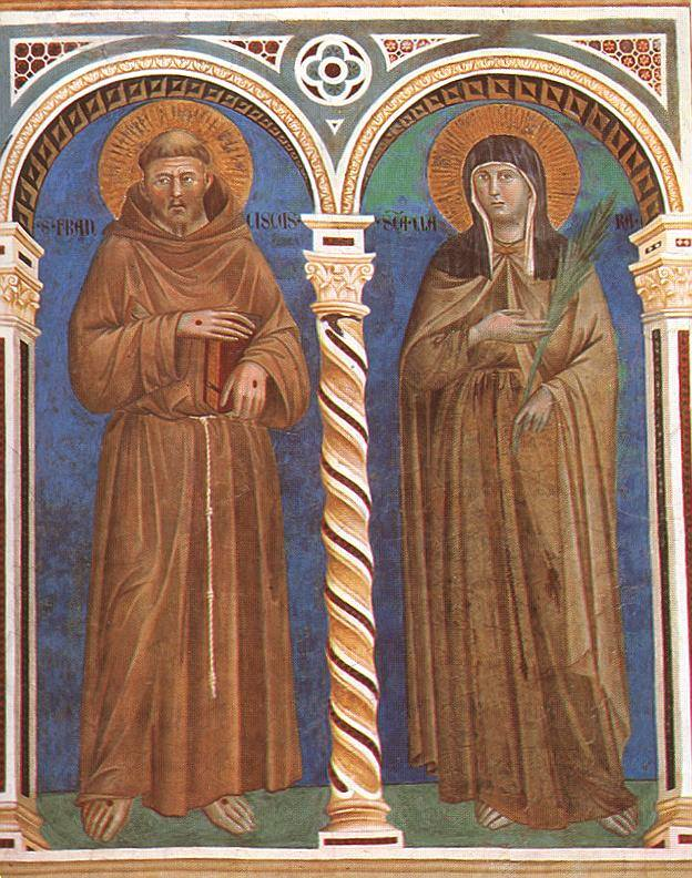 eternity St Claire and St Francis.jpg
