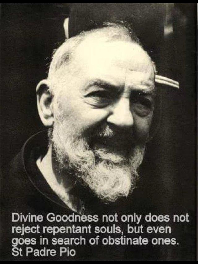 Pio - divine goodness