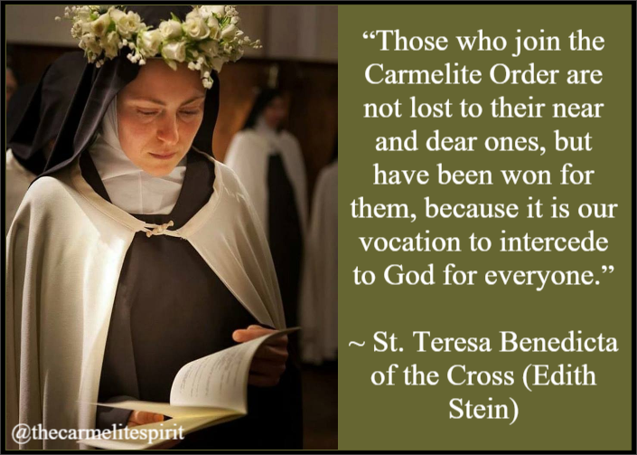 Carmelites not lost to loved ones.png