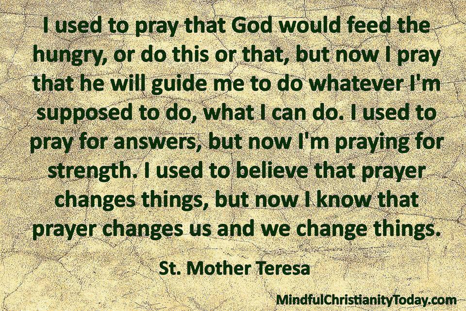 Mother Teresa Quotes | The Catholic Me