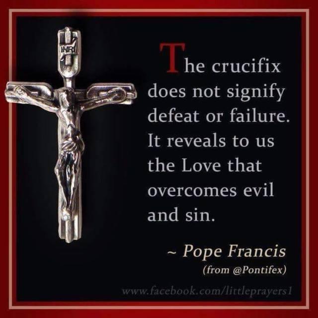the crucifix