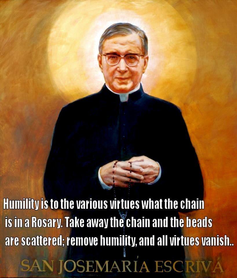 San Josemaria Escriva - Chain of humility.jpg