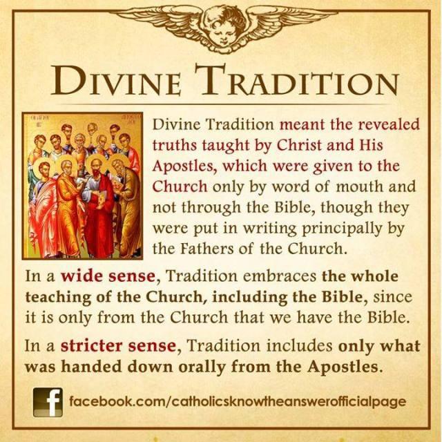 Divine Tradition