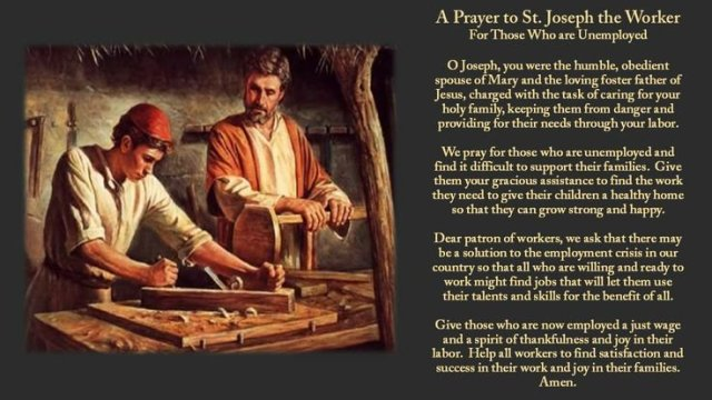 Prayer to St. Joseph for the unemployed.jpeg