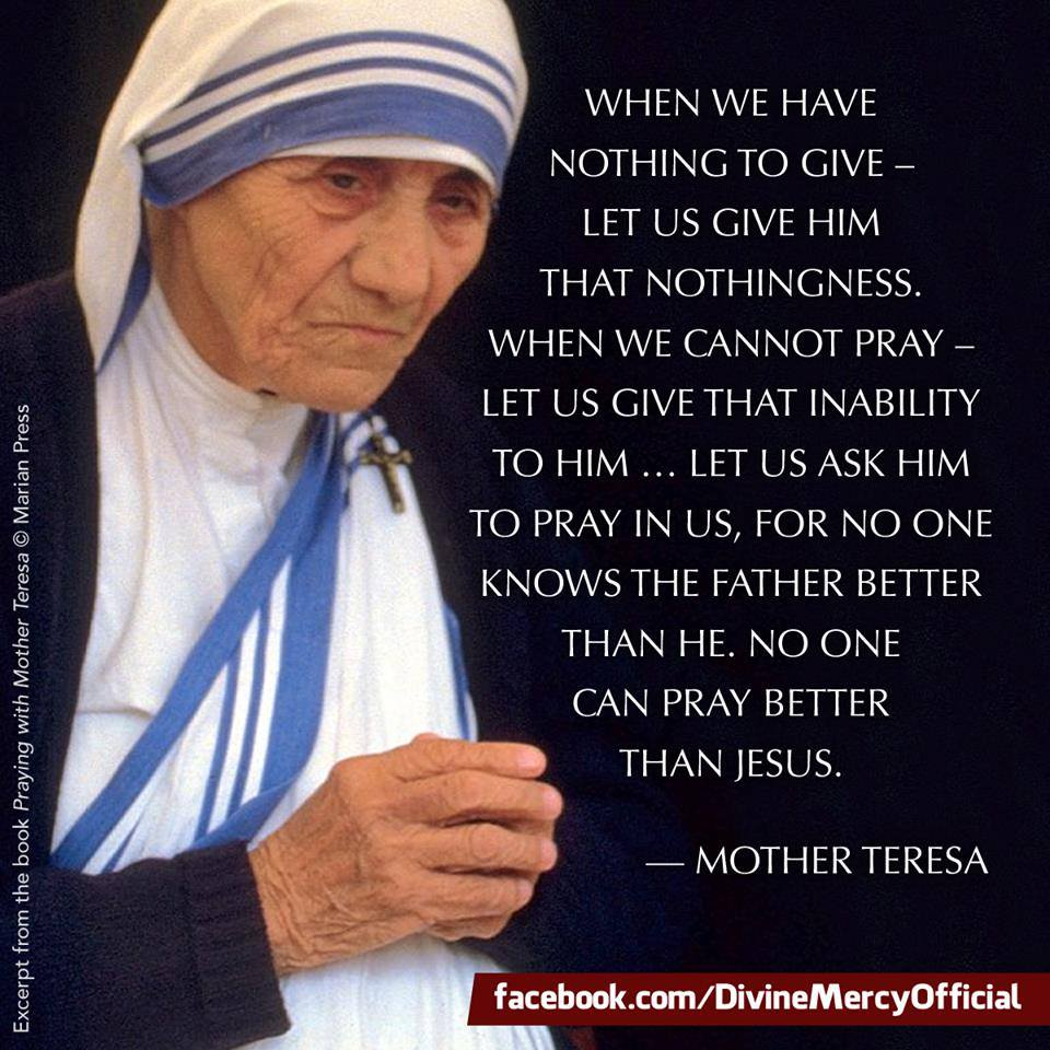 Mother Teresa - nothing to give.jpg