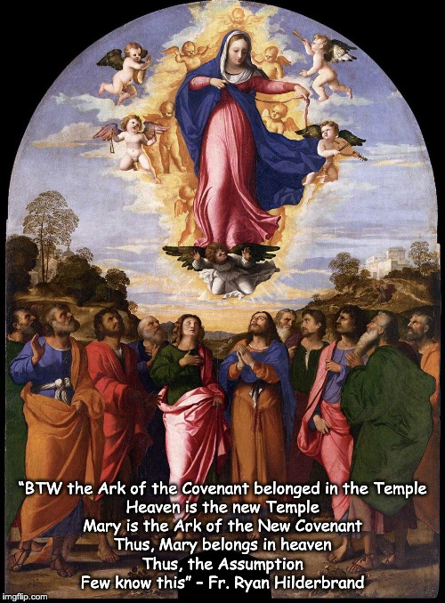 Arc of the New Covenant