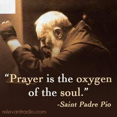 Pio - Oxygen of the soul