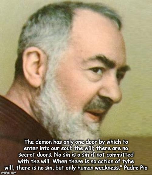 Pio - The will