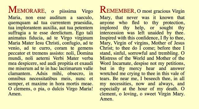 Memorare in Latin and English.jpg