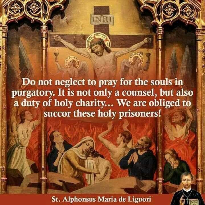 St. Alphonsus Maria de Ligouri - Pray for the souls in Purgatory.jpg
