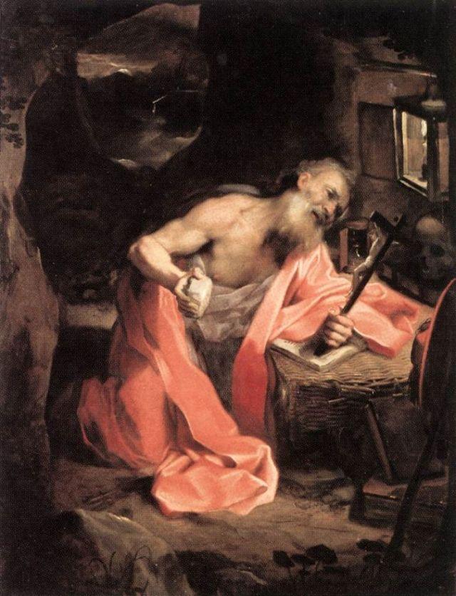St. Jerome Restrain imagination - Padre Carlo Giuseppe Quadrupani.jpg